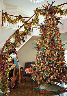 731 best Christmas Decorating images on Pinterest | Christmas ...