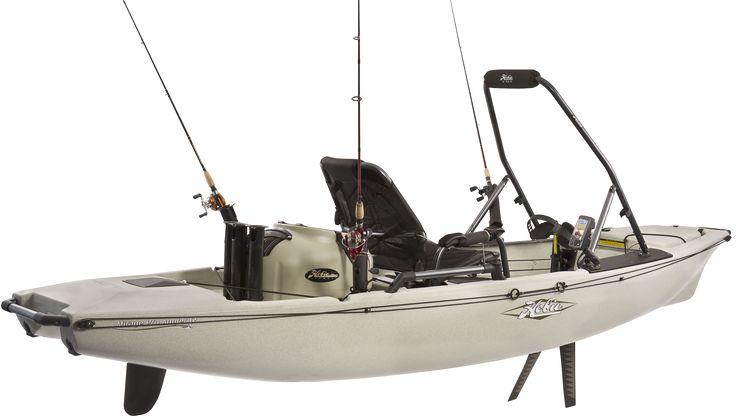 PA12 : Fully Rigged and Ready : Hobie Kayak Fishing