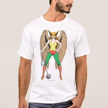 Hawkwoman T-Shirt - tap, personalize, buy right now!