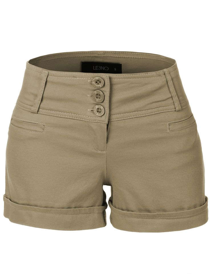 17 Best ideas about Womens Khaki Shorts on Pinterest | Khaki ...