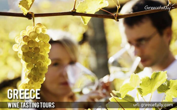 Do you want to experience wine tasting tours in Greece?  Know More: http://bit.ly/Winetourss