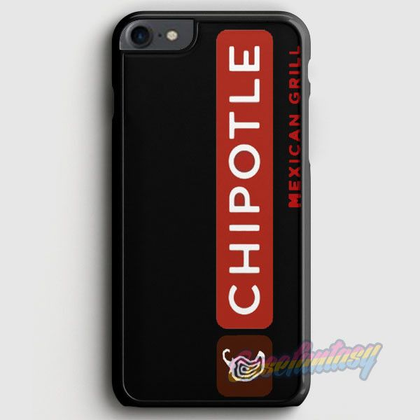 Chipotle Mexican Grill iPhone 7 Case | casefantasy
