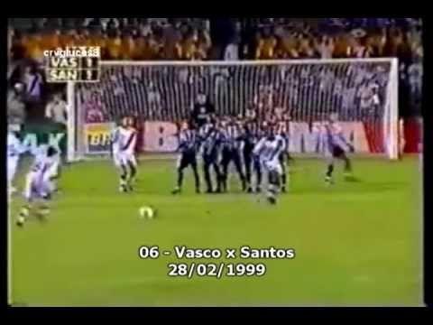 JUNINHO PERNAMBUCANO - 75 Free Kicks - 1994.2012 •