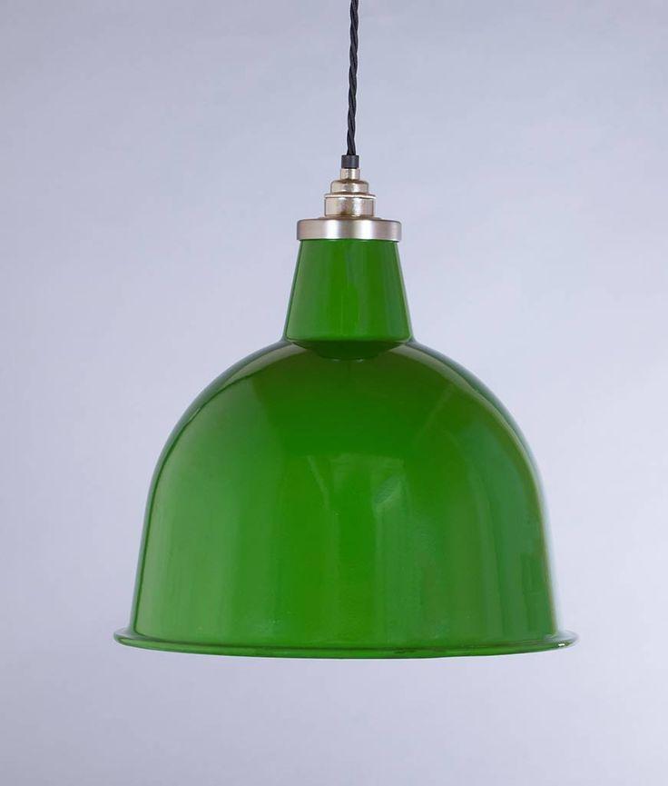 Lamp Shade Green Stourton