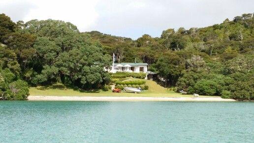 Beautiful Opunga Bay