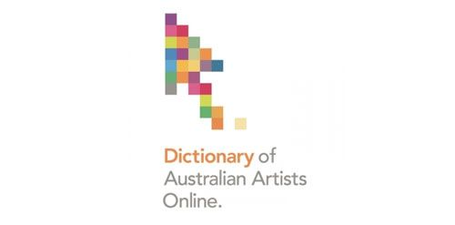 Dictionary of Australian Artists « Logo Faves | Logo Inspiration Gallery