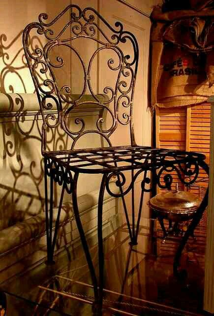how to work wrought iron into steel