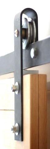 puerta corrediza colgante fabrico sistema herrajes completo