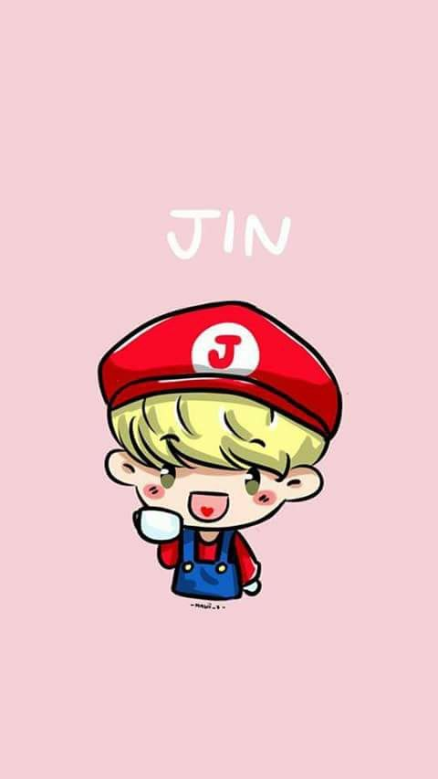 Image de bts, jin, and kpop