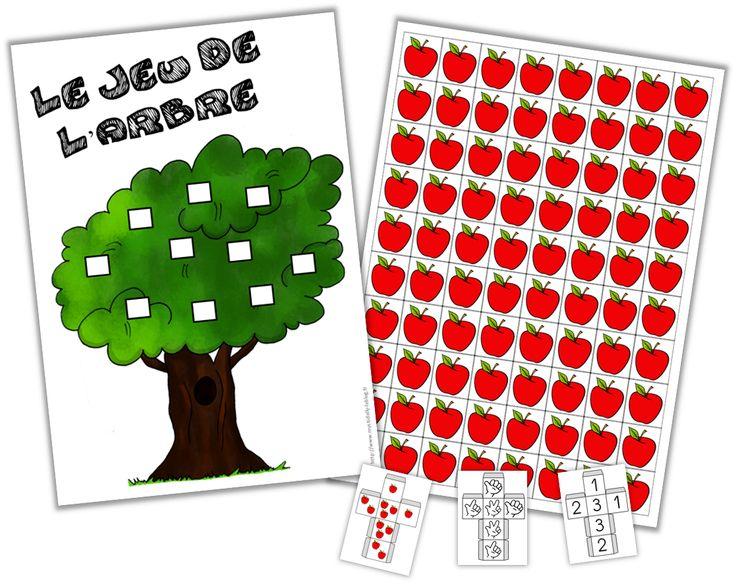 Cycle 1 - Le jeu de l'arbre - Journal de bord d'une instit' débutante