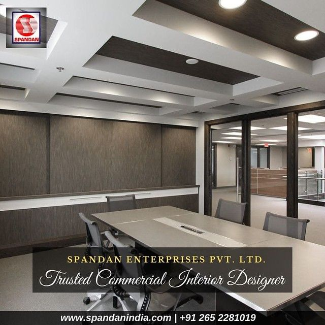 Commercial Interior Designing In 2020 Commercial Interiors
