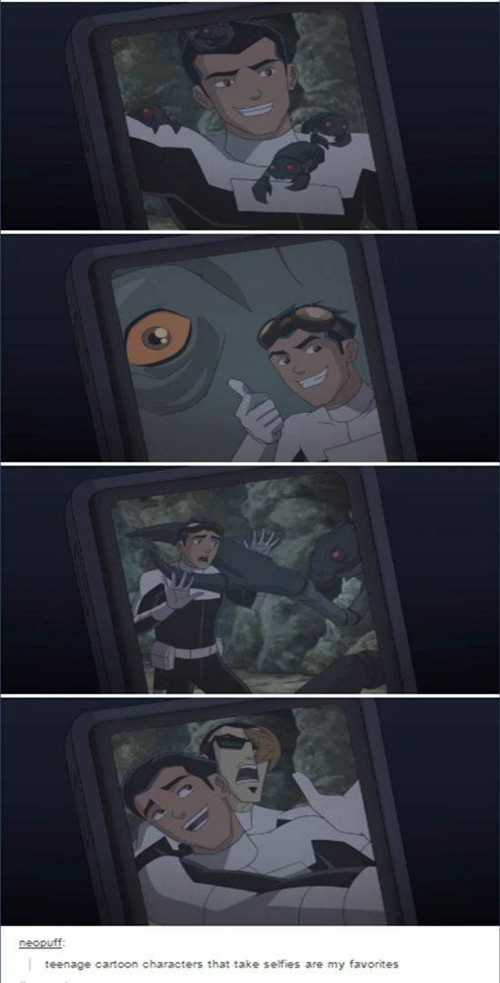 Ah, Generator Rex. I need to rewatch this :D
