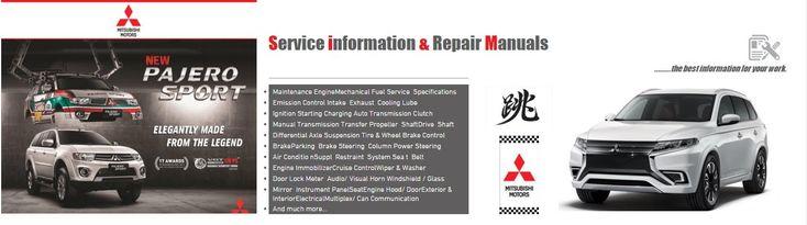 22 best ford repair service manual images on pinterest atelier mitsubishi repair service manual new outlander 2016 workshoop manual fandeluxe Image collections