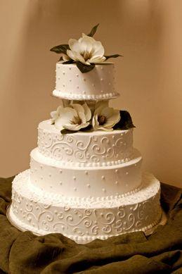 Cheesecake Wedding Cake...for those of us who don't like regular cake