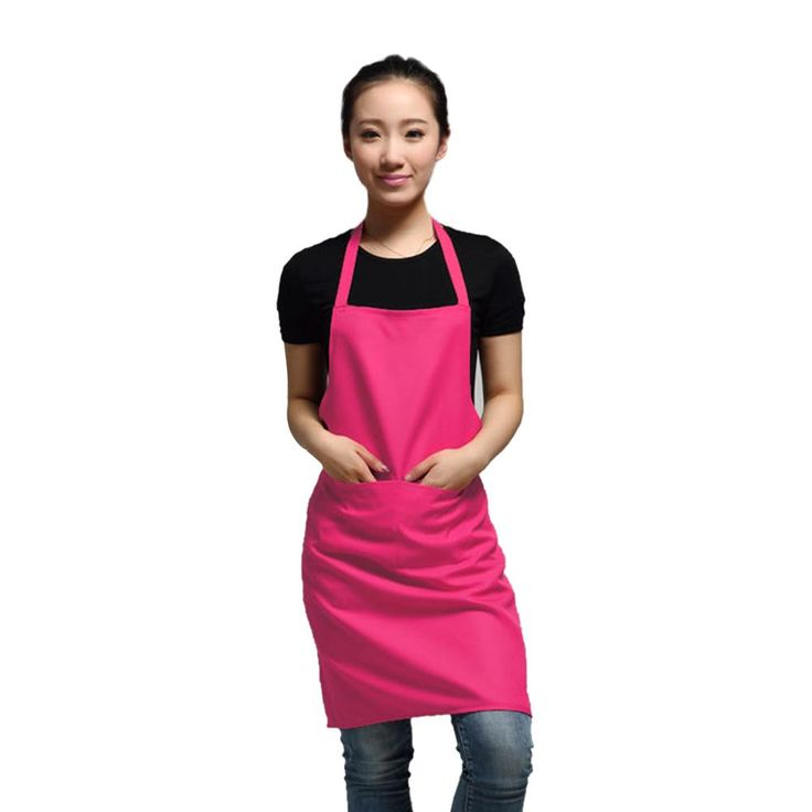 Donne Coreano Grembiule Cameriere Grembiuli Con Tasche Ristorante Cucina Cucinare Negozio Art Lavoro Grembiule