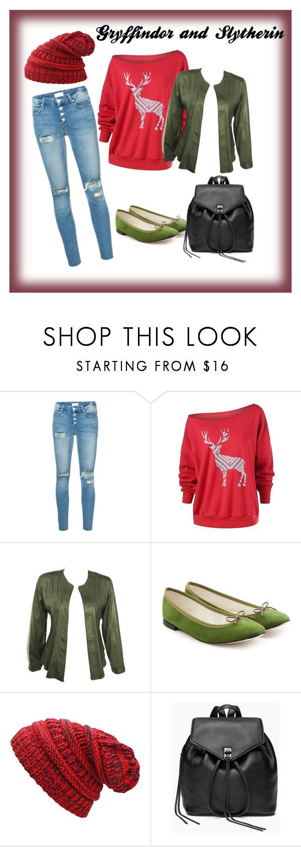 """""""For a Facebook group."""" by lara-claire-du-toit-ail ❤ liked on Polyvore featuring Mother, Repetto and Rebecca Minkoff"""
