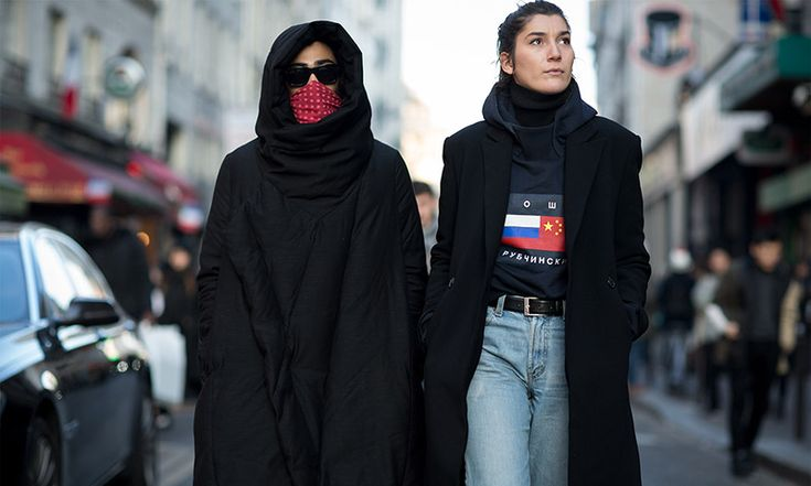 Here's Round One of Street Style Heat From Paris Fashion Week FW16