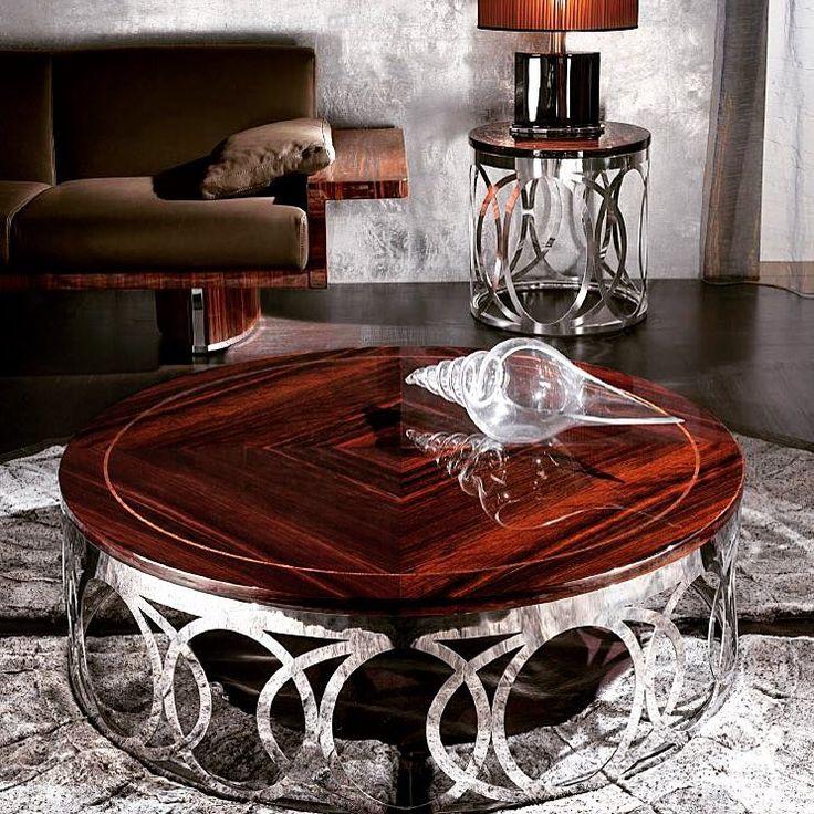 Gorgeous Rare Makassar Ebony timber and laser cut chromed lattice