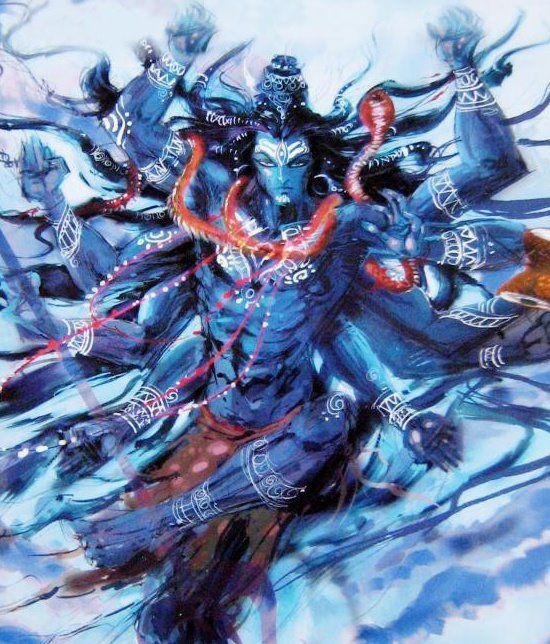 Om Shakti Om ... Om Shiva Om