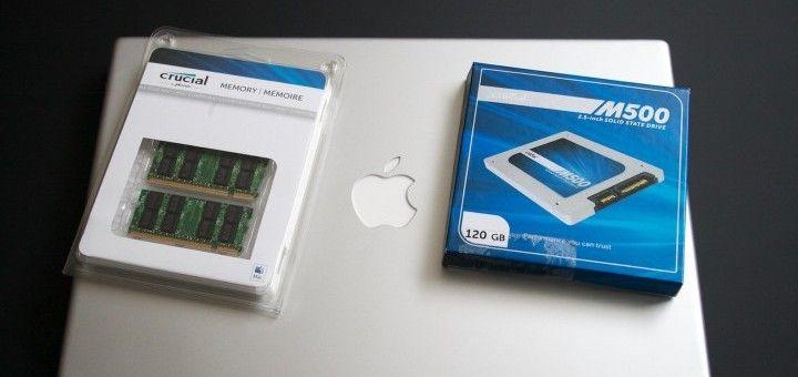 """Comment booster son MacBook Pro 15"""" (2007) ? [Tutoriel] http://bloguedegeek.net/2014/07/08/comment-booster-son-macbook-pro-15-2007-tutoriel/"""