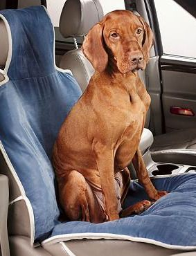 Take your best friend with you on all your car adventures without the worry or ruining your car's interior with the Luxury Single Pet Seat Cover; available in eight shades to match your car.
