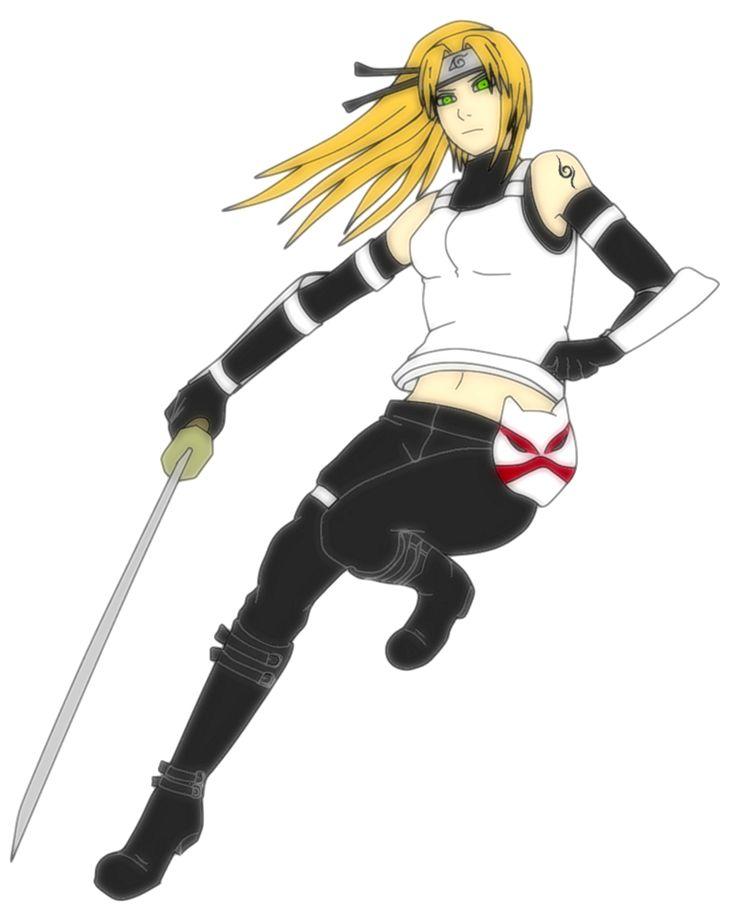 Naruto OC - Tetra Hirokia by SupremeDark on DeviantArt