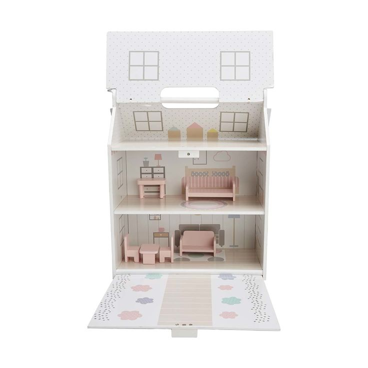 Mini Dollhouse | Kmart - $19