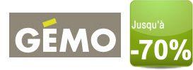 Toutes les marques femmes, hommes et enfants soldées jusqu'à -70% sur Gemo.fr