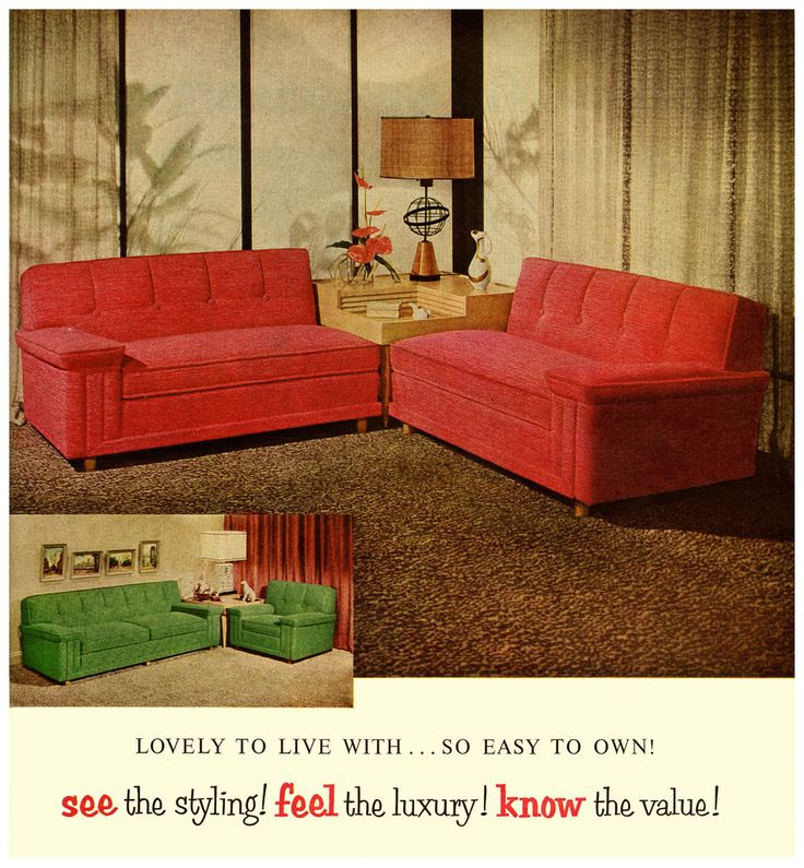 69 best Mid Century Home Decor images on Pinterest | Vintage ...