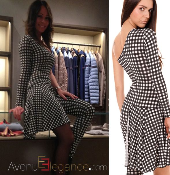 Daniele Carlotta's Catsuit Vichy now Available on AvenuElegance.com