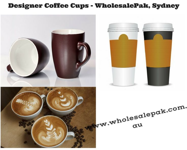 Shop WholesalePak, #Sydney for #Coffee #Cups to match every style and budget. http://bit.ly/2aAc7yh #CoffeeCups   #BrandingCoffeeCups   #CoffeeMugs   #DesignerCoffeeCups