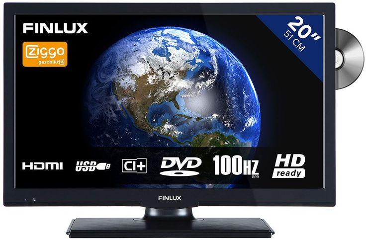 Finlux FLD2022  Description: Finlux FLD2022: Televisie bomvol mediamogelijkheden Voor wie klein woont of een tweede televisie zoekt is de Finlux FLD2022 ideaal. Deze televisie zit bomvol mogelijkheden met zijn ingebouwde DVD-speler en diverse aansluitingen voor externe apparatuur. Wil je foto?s video?s of films bekijken? Of liever muziek luisteren? Deze televisie maakt het mogelijk. Het compacte ontwerp van de Finlux FLD2022 staat goed in iedere kamer. HD Ready LED TV met dvd 20? (51 cm)…