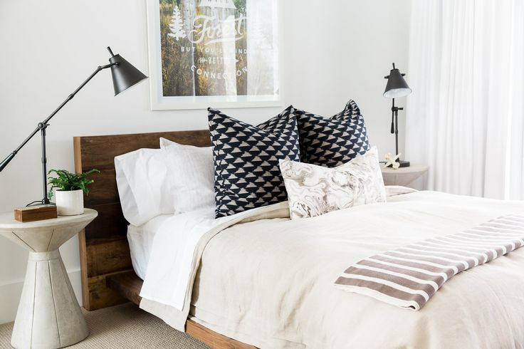 Mountain Home Guest Room || Studio McGee