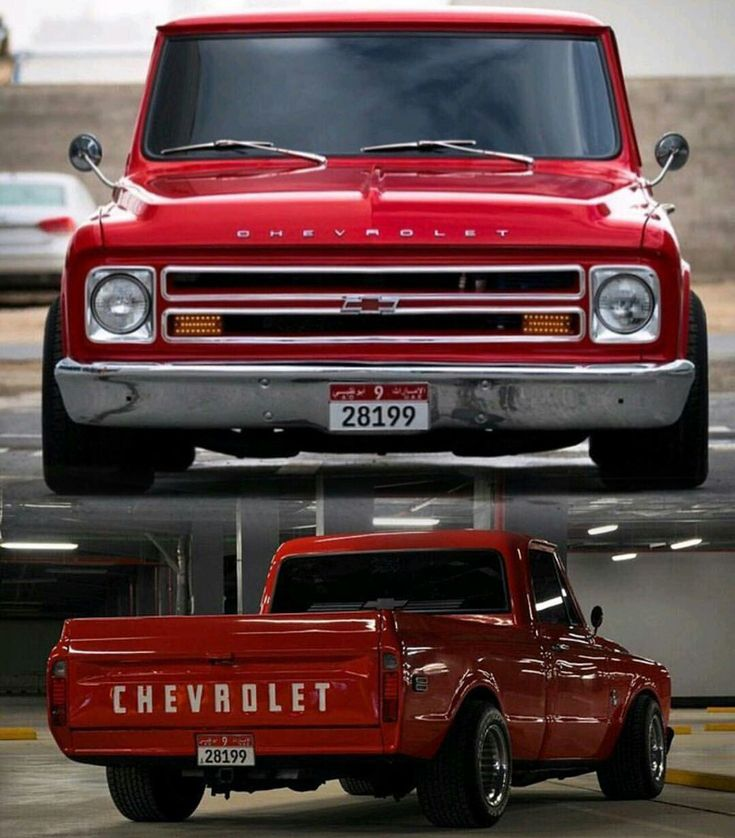 Classic Chevy trucks. Check out Facebook and Instagram: @metalroadstudio Very cool!