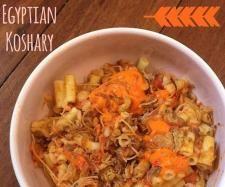 Recipe Egyptian Koshary by Mrs Thermovixon - Recipe of category Main dishes - vegetarian