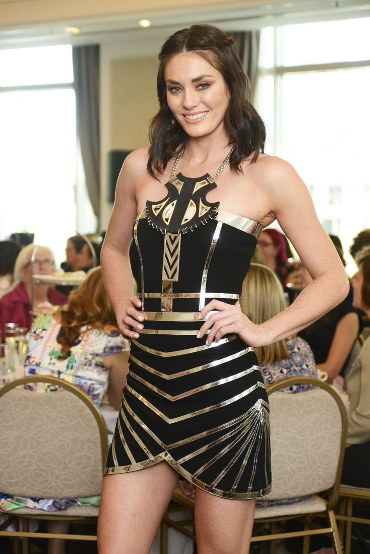 This sass & bide dress was a crowd favourite