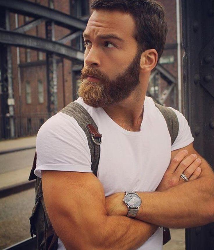 TEMPORADA-DE-CAZA: Hairy Men-Beard-Tattoo