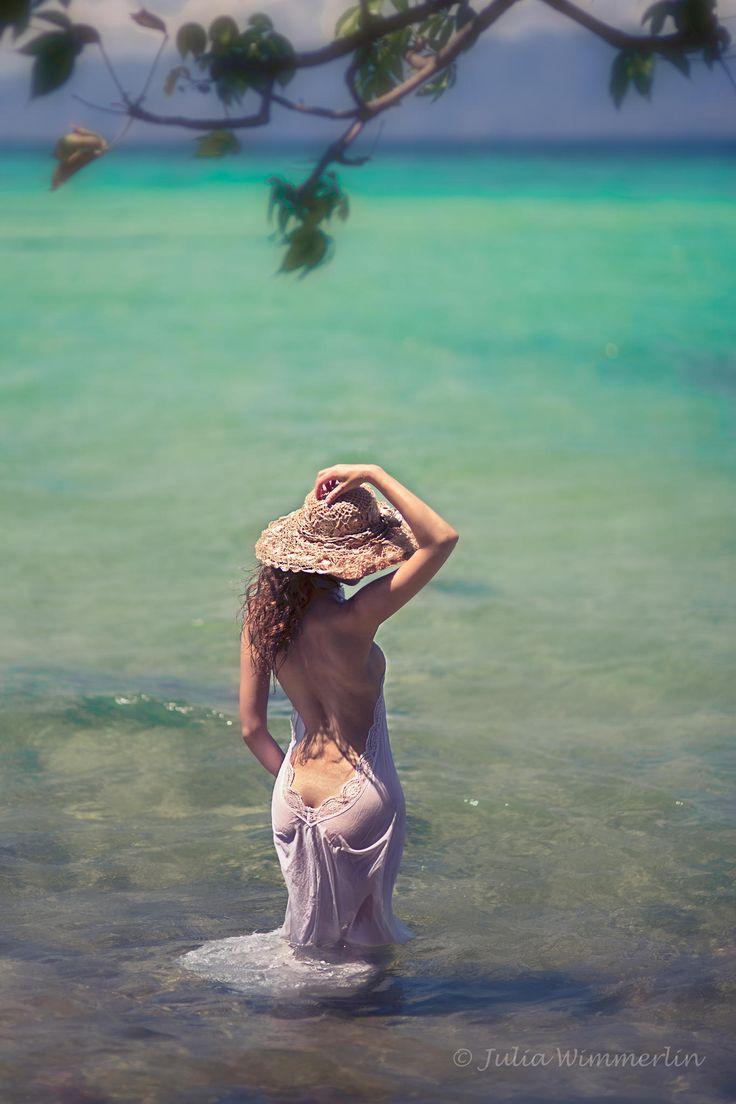 Bathing by Julia Wimmerlin