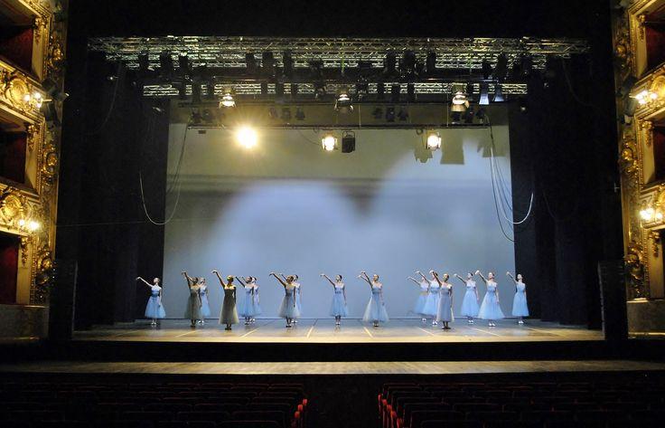 Scuola di Ballo dell'Accademia Teatro alla Scala (foto Annalisa Andolina)