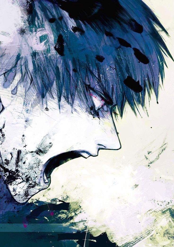 Tokyo Ghoul || Amon Koutarou || Ishida Sui