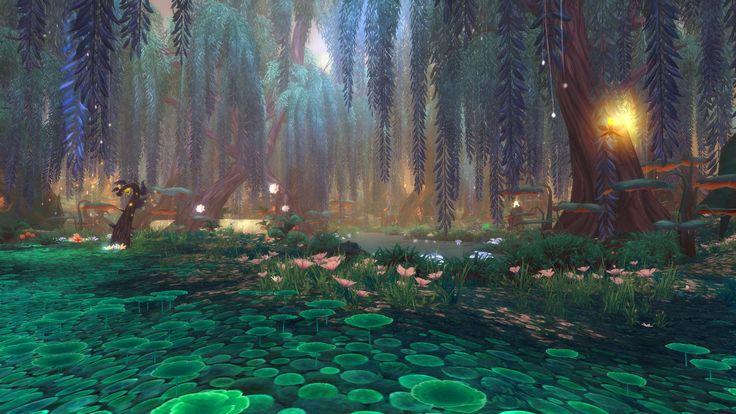 Adventure Time Anime Wallpaper World Of Warcraft Screenshots Scenery Google Search