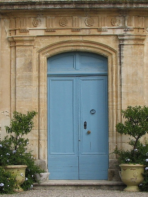61 best images about blue spruce blue on pinterest for French door back door