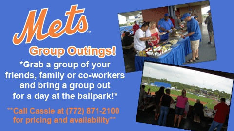 Looking forward to Spring baseball! The Official Site of Minor League Baseball | St. Lucie Mets Homepage