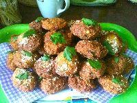 Falafel (felafel) (dieta wegańska)