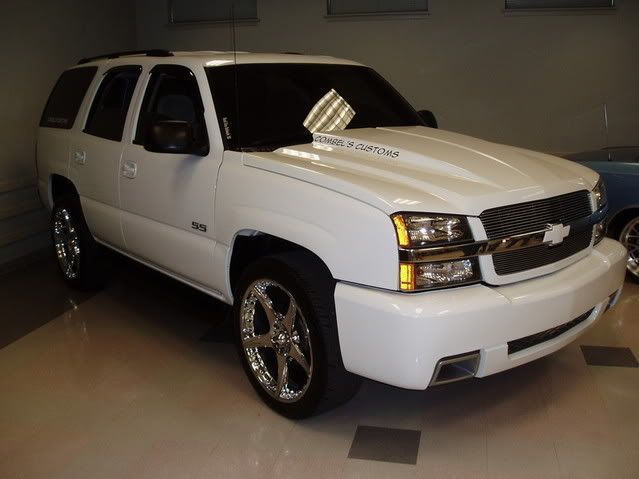 2012 Cadillac Escalade For Sale >> tahoe front end conversion - It's a Chevy Thing | Pinterest