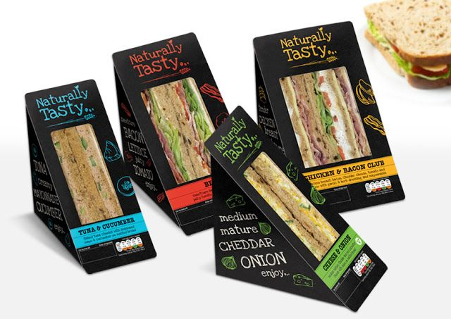 Naturally Tasty on Packaging of the World - Creative Package Design Gallery