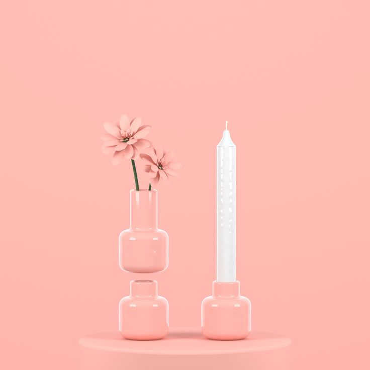 PRIMITIVS - KIT NO.6  A preselected kit of 3 PRIMITIVS pieces in 3D-printed glossy ceramics in punky pink.  PRIMITIVS - Changing moods  #3Dprinted #3Dprintedceramics #3Dprinting #ceramics #decoration #productdesign #interiordesign #pink #pinkceramics