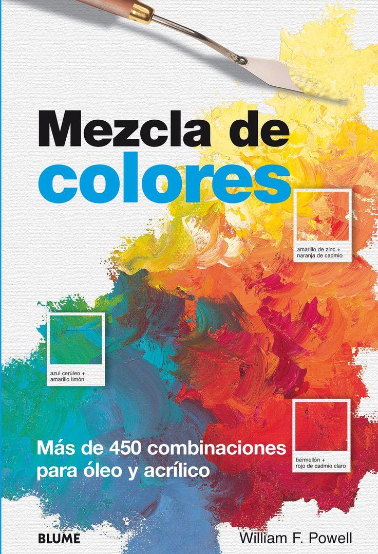 Un manual pràctic i senzill on podràs trobar tot el referent a l'art de la barreja de colors.