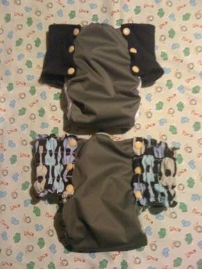 I found a cloth pull up training pants tutorial on youtube *Updated with pics in #16* - Page 2 - Cloth Diapers & Parenting Community - Diape...