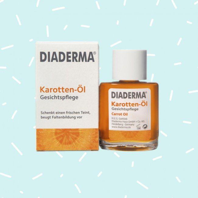 Diaderma Gesichtsöl Karotte 2,85 €